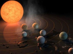 Nasa Founds Seven Earth Like Planets May Hold Life