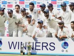 India Test Team Australia
