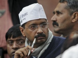 For Government Ads Featuring Arvind Kejriwal Aap Told Pay 97 Crores
