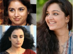 Social Media Reactions To First Look Aami Manju Warrier