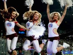 Drop Cheerleaders Play Tunes In Praise Of Lord Rama In Ipl Digvijaya Singh