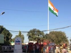Pakistan Fears Hidden Camera Mounted On India S Tallest Flag At Attari Border