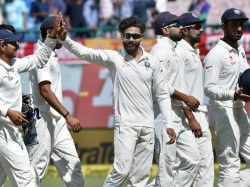 India Beat Australia 4th Test Day 4 Report Dharamsala