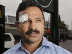 Malayali Taxi Driver Injured Alleged Racial Attack Hobart
