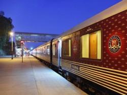 Indian Railway Maharaja Express Train Coming Kerala