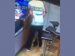 Barmaid Filmed Romping With Her Boyfriend In Dominos Faces Arrest