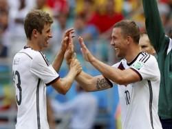 Germany Beat England International Friendly