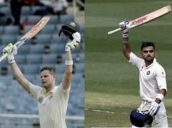 India Vs Australia Steve Smith Virat Kohli Fresh Controversy