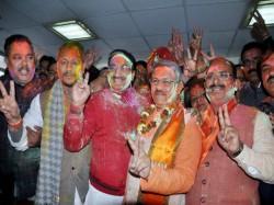 Trivendra Singh Rawat Be Next Uttarakhand Cm