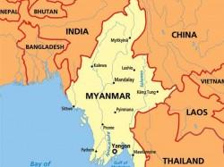 Killed 1 073 Injured During Myanmar S Water Festival