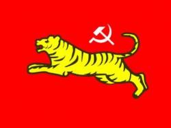 All India Forward Bloc Leaves Leftline Joins Udf