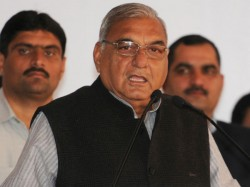 Cbi Books Haryana Ex Chief Minister Bhupinder Hooda Land Allotment Case
