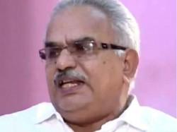 Cpi Kanam Rajendran Statement Munnar Encroachment