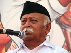 Bhagwat Pitches For All India Law Against Cow Slaughter