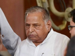 Mulayam Singh Yadav Blames Media Voters For Sps Defeat In Up Polls