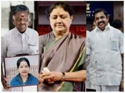 Dmk Demands Removal Of Tn Chief Minister