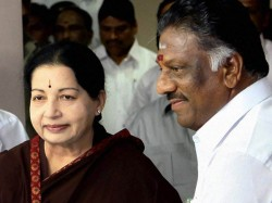 Tamil Nadu Law Minister Accuses Panneerselvam Of Killing Jayalalithaa