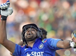 Rohit Sharma To Play Vice Captains Role At Icc Champions Trophy Report