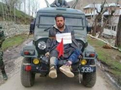 Army Chief Backs Innovative Tactics Dirty War Kashmir Report