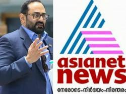 Sunitha Devadas Fb Post Against Asianet News