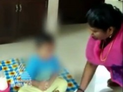 Cruelty Against Child Daycare Center At Kochi