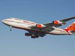 Ai Flight Returns To Mumbai