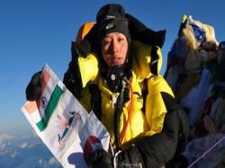 Arunachals Woman Everest Twice In Days