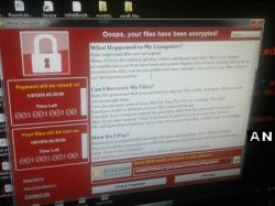 Cyber Attack Kerala Computer Files Completely Destroyed Wayanad