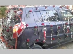 In Mp Beat Up Dalit Groom For Daring To Ride Decorated Car Absconding