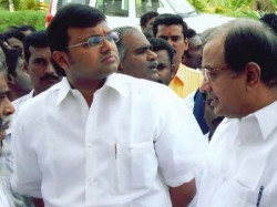 Chidambaram S Illegal Clearances Helped Karti Says Happy Swamy