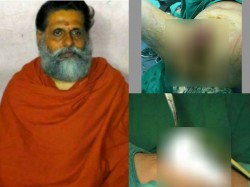Swami Gangesananda S Mother Reacts About The Incidents