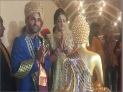 Ahmedabad Woman Dcp Usha Rada Marries London Manager She Met