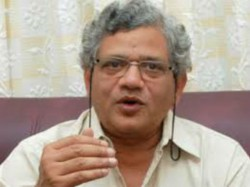 In A Snub To Karat Camp Bengal Cpm Seeks Third Rs Term For Sitaram Yechury