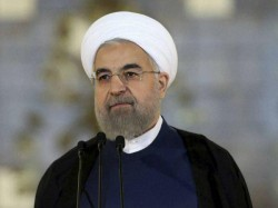 Iran Election Hassan Rouhani Wins Second Term As President