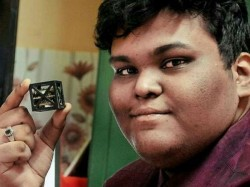 Meet The Indian Teen Who Has Developed World S Smallest Satellite For Nasa