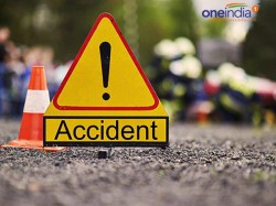 Bus Accident In Mp