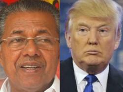 America Is Trying To Destroy Kerala Government Says Pinarayi Vijayan