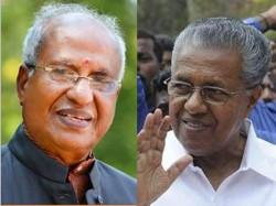 O Rajagopal Against Pinarayi Vijayan In Lavalin Case