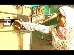 National Level Shooter Ayisha Falaq Opens Fire Rescues Kidnapped Relative