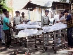 Madhya Pradesh Post Mortem In The Open 14 Year Old Girl Narshingpur