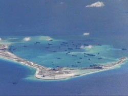 Us Sends Warship South China Sea Beijing Protests