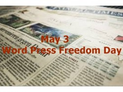 World Press Freedom Day 54 Attacks On Journalists India 16 Months