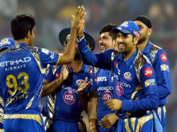 Ipl 2017 Mumbai Indians Become First Team History Win 100 T20 Matches