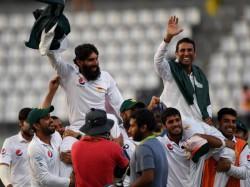 Winning Farewell Misbah Ul Haq Younis Khan