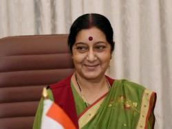 Govt Will Do Everything Required Safety Indians Qatar Sushma Swaraj