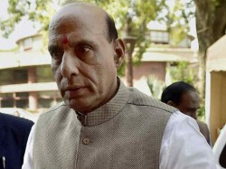 Entre Wont Impose Any Restriction On Choice Of Food Home Minister Rajnath Singh