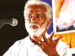 Kummanam Lashes Out At Kadakambally Surendran