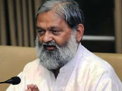 Hindu Can Never Be A Terrorist Says Haryana Minister Anil Vij