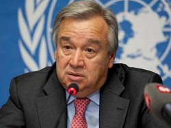 Un Chief Says He Is Engaged In Bringing About India Pak Dialogu