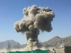 Kabul Bomb Blast Afghanistan Blames Haqqani Network Pakistans Isi For Attack